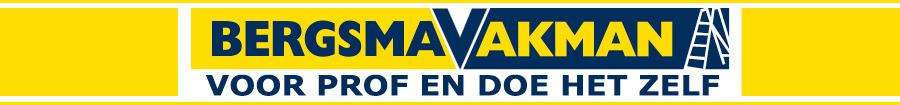 Bergsma Vakman Balk, Voor de prof en doe het zelf logo